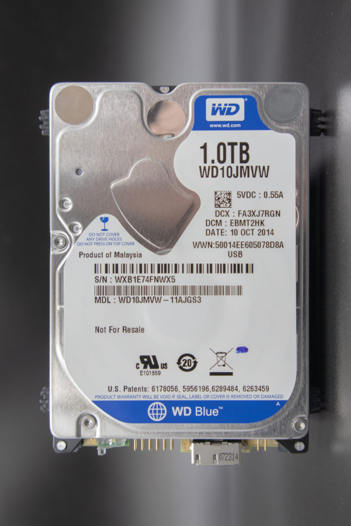 Western Digital Blue 1TB Hard Drive